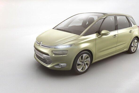 Der TECHNOSPACE ist eine Vorschau auf den neuen Citroën C4 PICASSO