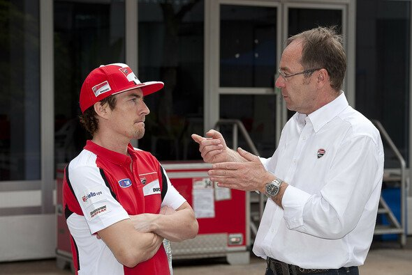 Bernhard Gobmeier sieht Ducati auf dem richtigen Weg