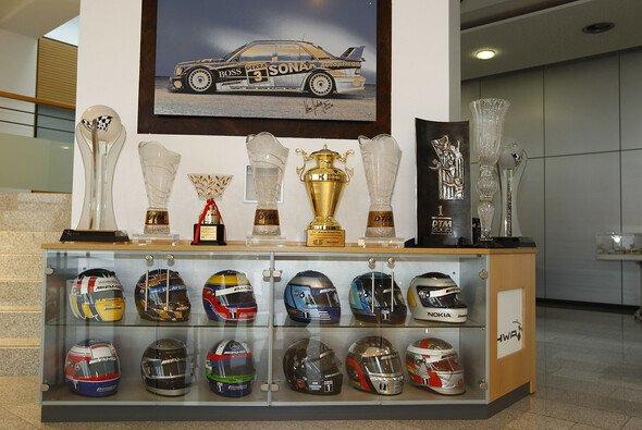 HWA ist der erfolgreichste Team in der über 30-jährigen Geschichte der DTM - Foto: Mercedes-Benz