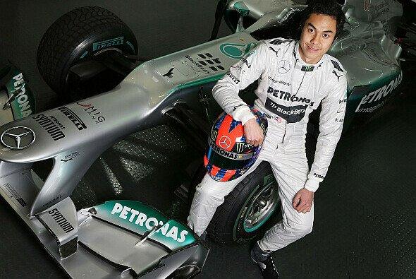 Jazeman Jaafar darf für Demofahrten ins Formel 1-Cockpit steigen