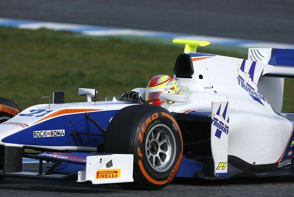 Trident setzt diese Saison auf Nathanael Berthon und Kevin Ceccon - Foto: GP2 Series