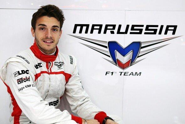 Jules Bianchi startet 2013 für Marussia - Foto: Marussia