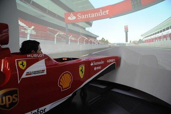 Pedro de la Rosa wird den Sitz im Simulator gelegentlich für Kimi Räikkönen räumen