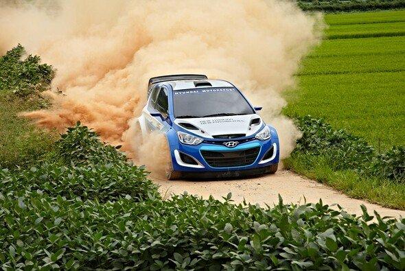 Der i20 WRC soll in der zweiten Hälfte des Jahres getestet werden