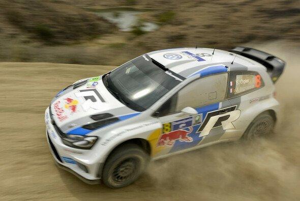 Sebastien Ogier geht seinem ersten Sieg in Mexiko entgegen