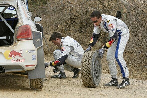 Reifenwechsel auf der Prüfung könnten bald Routine werden