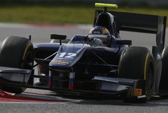 Tom Dillmann saß bereits bei den Testfahrten in Barcelona und Jerez für Russian Times im Cockpit