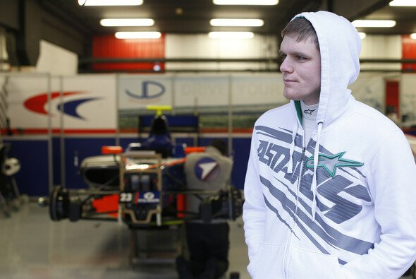 Conor Daly darf zum dritten Mal einen Formel-1-Boliden testen