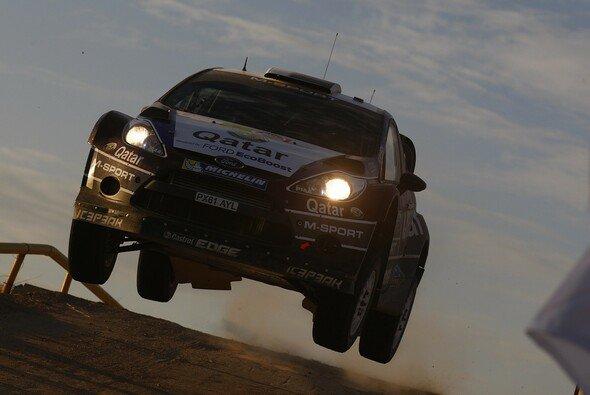 Nasser Al-Attiyah kam vergangenes Jahr in Portugal auf Rang vier - Foto: Ford