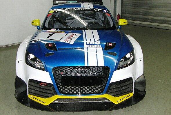 LMS Engineering hat den Audi TT-RS aus der VLN 2013 zurückgezogen