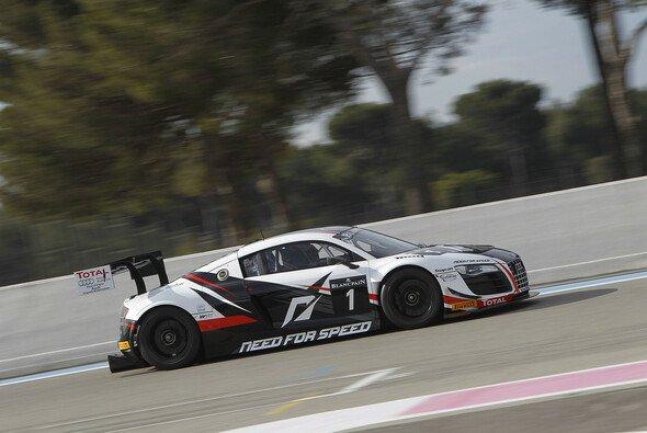 Audi dominierte im Hauptrennen in Nogaro