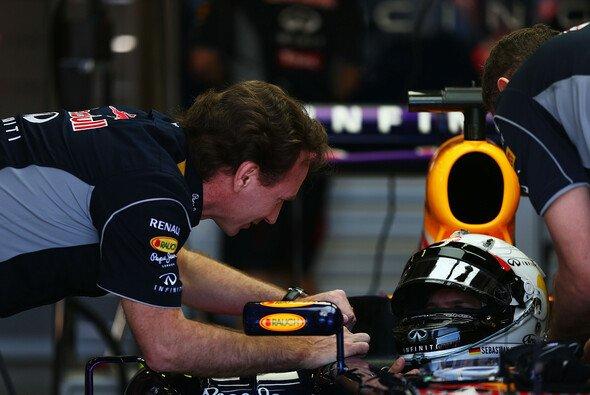 Horner weiß, was Vettel will und braucht - Foto: Red Bull