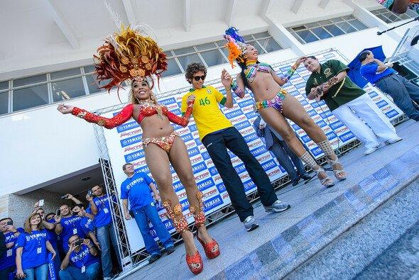 An MotoGP-Begeisterung würde es in Brasilien nicht fehlen - Foto: Stephan Solon