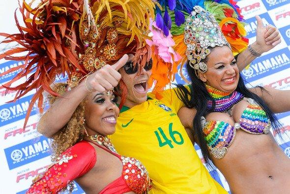 Ob Valentino Rossi beim Brasilien-Comeback noch dabei sein wird? - Foto: Stephan Solon