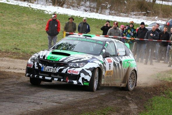 Das Team Wallenwein freut sich auf die Wikinger Rallye