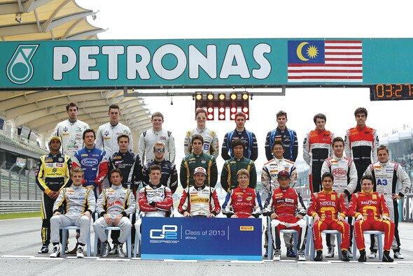 Die GP2 startet in Malaysia in ihre neue Saison - Foto: GP2