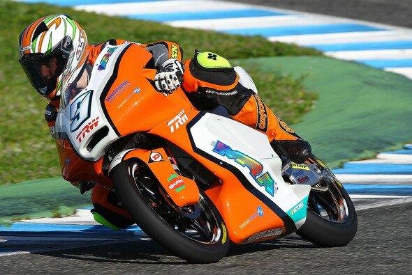 Toni Finsterbusch fiebert der neuen Saison entgegen - Foto: Kiefer Racing