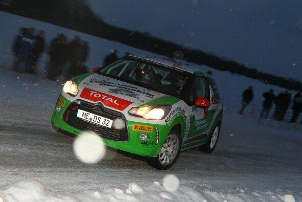 Im vergangenem Jahr versank die Rallye im Schnee