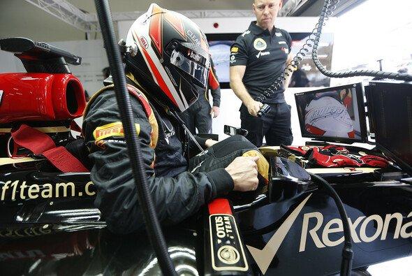 Foto: Lotus F1 Team
