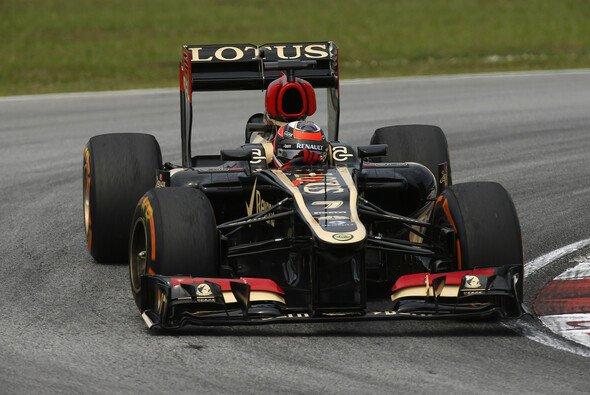 Lotus ist für viele der große Favorit - Foto: Lotus F1 Team