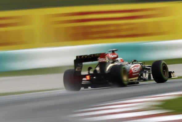 Top oder Flop - bei Räikkönen ist beides möglich - Foto: Lotus F1 Team