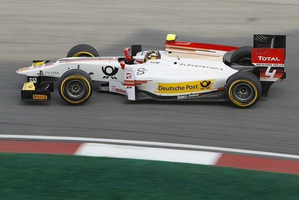 Daniel Abt ist bereit für Monaco