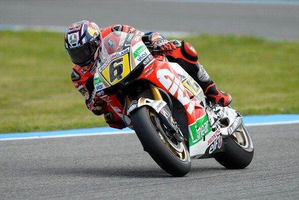 Stefan Bradl steht vor seiner zweiten Saison in der MotoGP-Klasse - Foto: LCR Honda