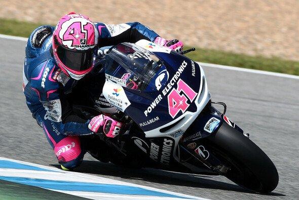 Aleix Espargaro will in Katar positiv in die Saison starten - Foto: Aspar Team