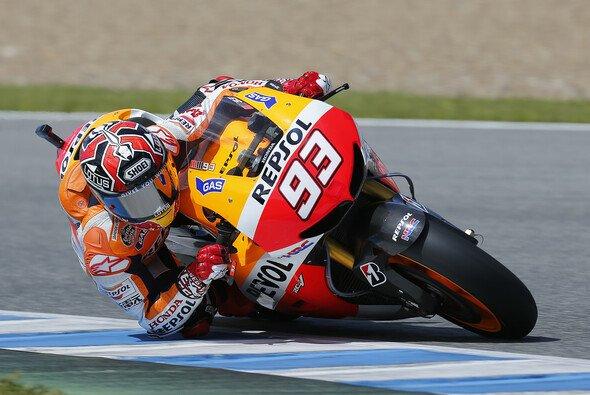 Marquez freut sich auf sein erstes MotoGP-Rennen - Foto: Milagro