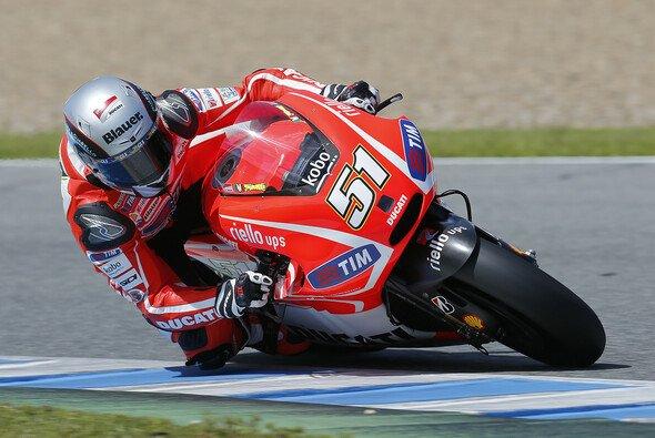 Michele Pirro springt in Jerez für Ben Spies ein - Foto: Milagro