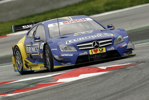 Der Barcelona-Test hinterlässt noch einige offene Fragen - Foto: Mercedes Benz