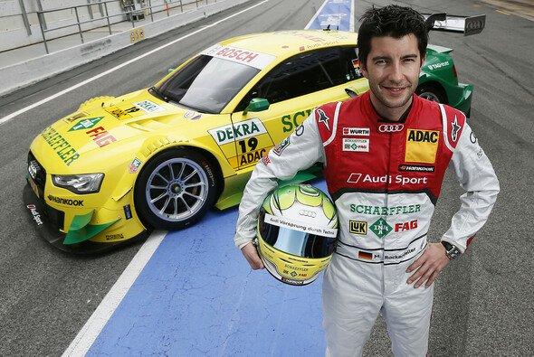 Volle Konzentration auf die DTM - Mike Rockenfeller - Foto: Audi