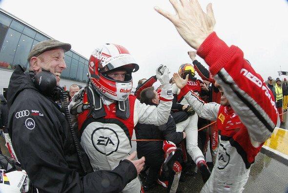 Viel Gund zum Feiern bei WRT: drei Audis unter den ersten Vier
