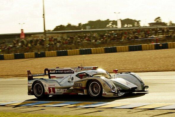 Audi fährt mit vier Boliden bei den Le-Mans-Tests