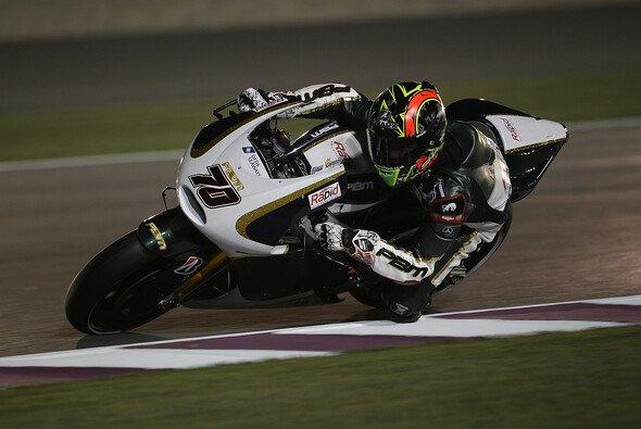 Michael Laverty beendete sein erstes MotoGP-Rennen auf Rang 17