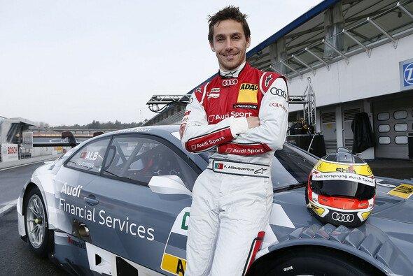 Filipe Albuquerque wurde für seine sportlichen Verdienste geehrt - Foto: Audi
