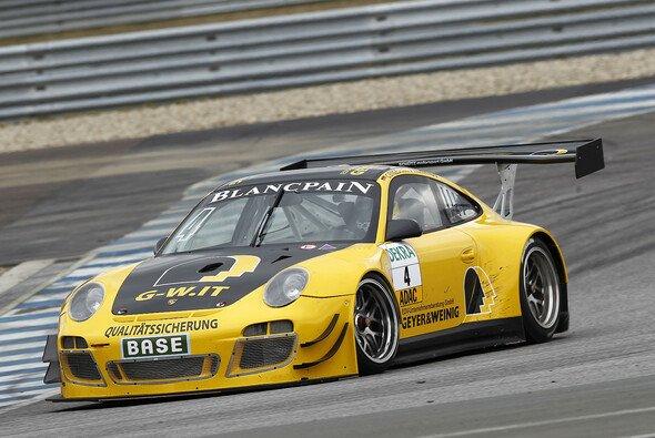 Geyer & Weinig // Schütz Motorsport will die großen Teams ärgern