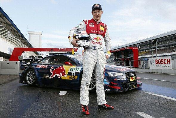 Mattias Ekström ist bereits zweifacher DTM-Champion - Foto: Audi