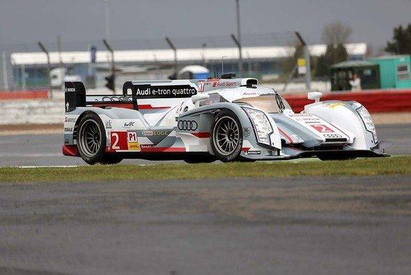 Audi erlebte ein turbulentes Qualifying