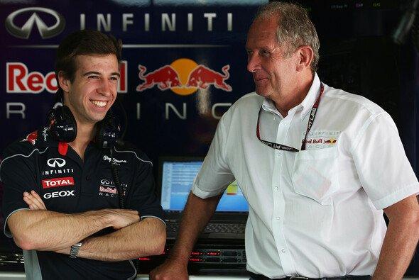 Helmut Marco bestätigte, dass Red Bull weiterhin an da Costa festhält.