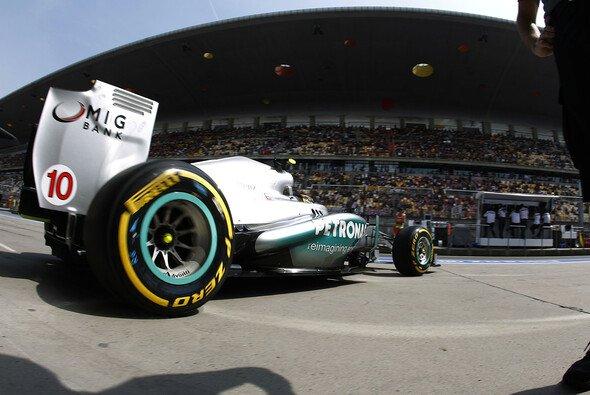 Wird Lewis Hamilton sein drittes Rennen auf dem Shanghai International Circuit gewinnen?