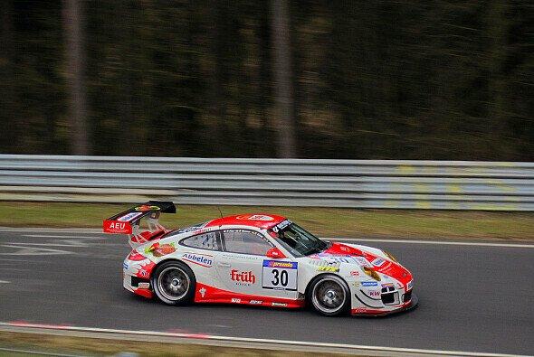 Frikadelli Racing hat sich die erste Saisonpole gesichert