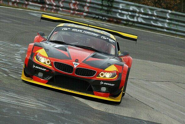 Der BMW Z4 GT3 von Walkenhorst soll eine Mischung aus Kraft, Dynamik und Stärke darstellen