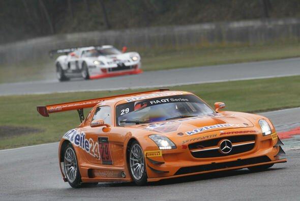 Für Seyffarth Motorsport lief es in Zolder nicht wirklich rund