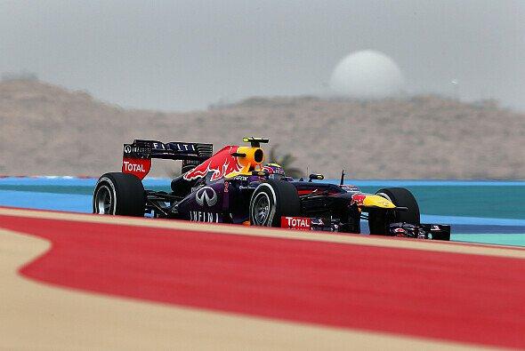 Dieses Jahr gehen beim Bahrain GP die Lichter aus