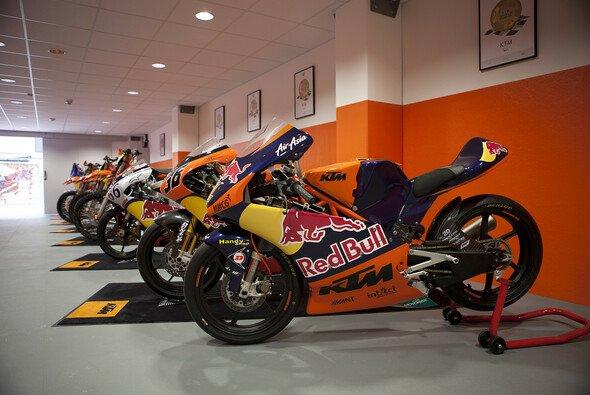 Motorsport-Magazin.com war zu Besuch bei KTM