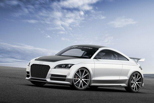 Audi präsentiert am Wörthersee den TT ultra quattro concept