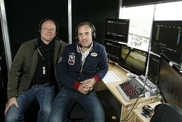 Jacques Schulz kommentiert in dieser Saison die Rennen des ADAC GT Masters