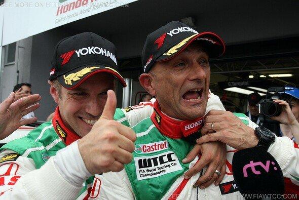 Gabriele Tarquini und Tiago Monteiro wollen 2014 wieder angreifen