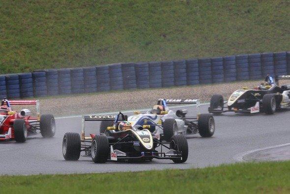 Der Formel 3 Cup startete in Oschersleben in die neue Saison